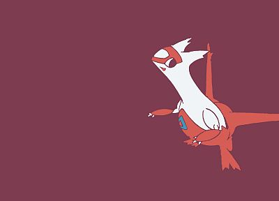 Pokemon, Latias - desktop wallpaper