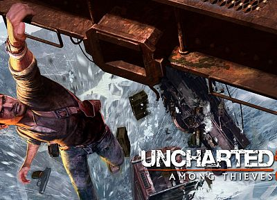 video games, Uncharted, Nathan Drake - related desktop wallpaper