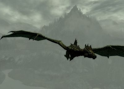 The Elder Scrolls V: Skyrim - random desktop wallpaper