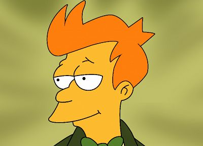Futurama, Philip J. Fry - desktop wallpaper