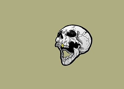skulls - desktop wallpaper