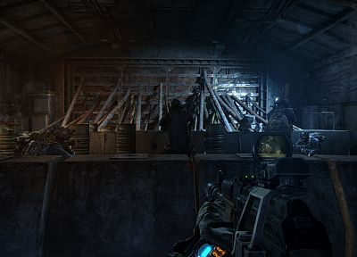 post-apocalyptic, Metro: Last Light - random desktop wallpaper