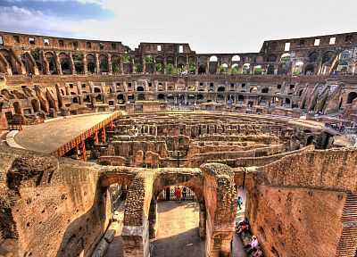 Rome, Colosseum - random desktop wallpaper