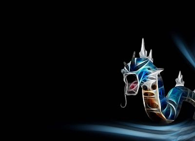 Pokemon, Gyarados - related desktop wallpaper