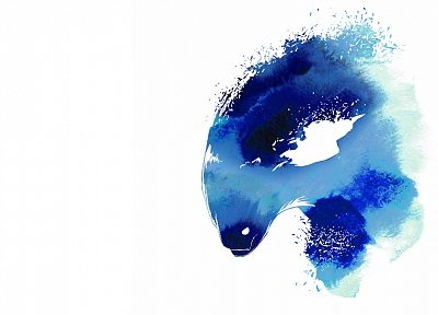 video games, Valve Corporation, DotA, DotA 2, Morphling, vidya, white background - random desktop wallpaper