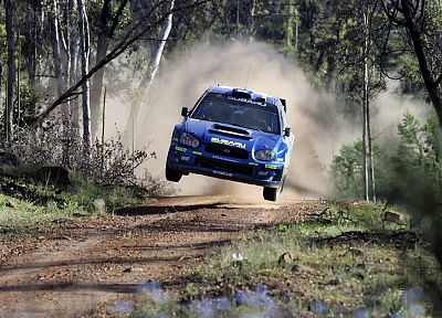 cars, rally, vehicles, Subaru Impreza WRC, rally cars - desktop wallpaper