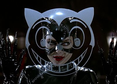 women, movies, Catwoman, Michelle Pfeiffer, Batman Returns - random desktop wallpaper