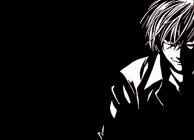 Death Note, Yagami Light - desktop wallpaper