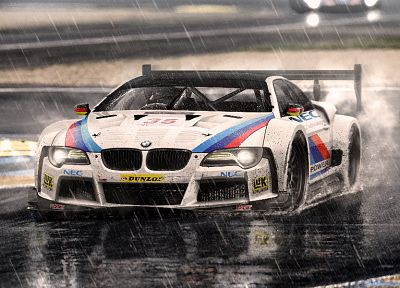 BMW, cars, racing cars - random desktop wallpaper