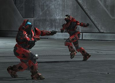 spartan, Halo, dance, Halo Reach - related desktop wallpaper