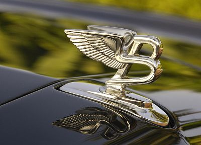 logos, Bentley Brooklands - desktop wallpaper