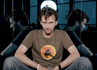 David Tennant, men, actors - random desktop wallpaper