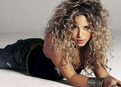 women, Shakira, singers - desktop wallpaper