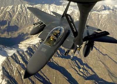 aircraft, military, planes, F-15 Eagle - related desktop wallpaper