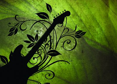 music, guitars - related desktop wallpaper