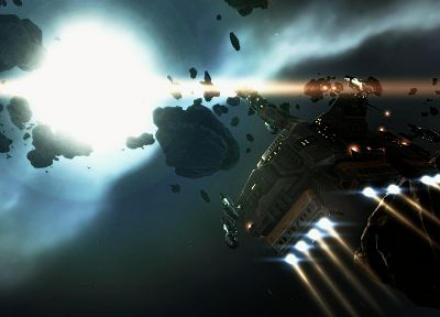 EVE Online, spaceships, vehicles - related desktop wallpaper