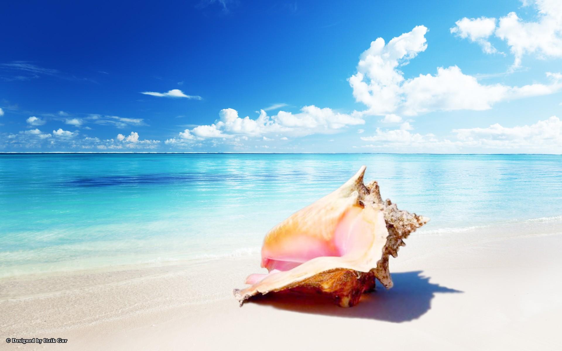 Картинка, открытка с море
