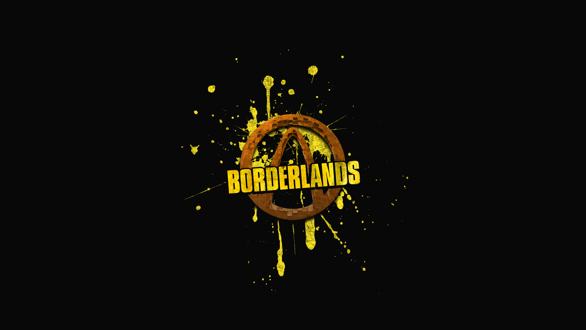 Borderlands - desktop wallpaper
