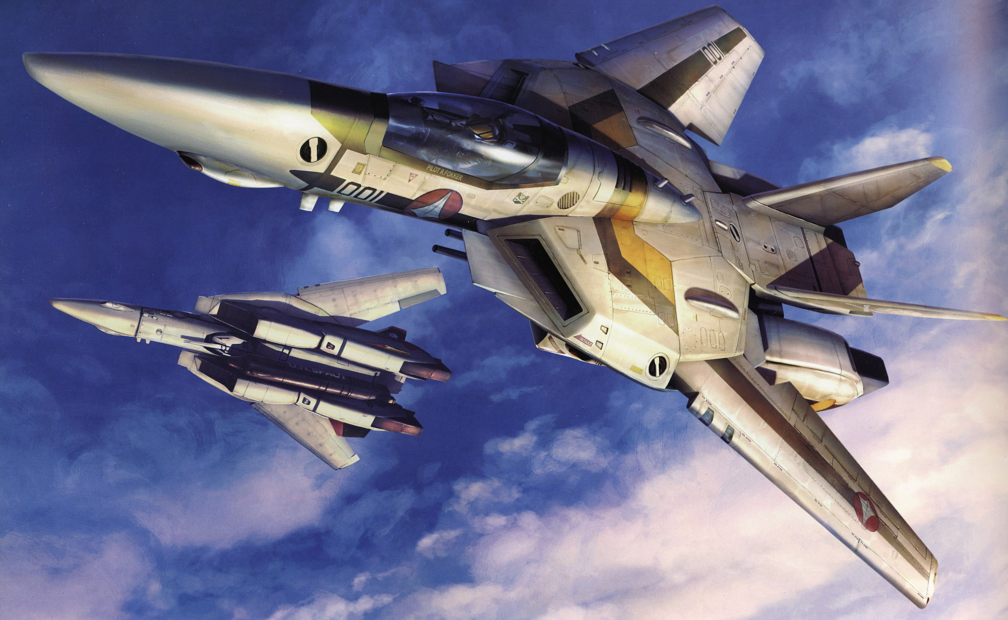 space fighter jets - HD1920×1200