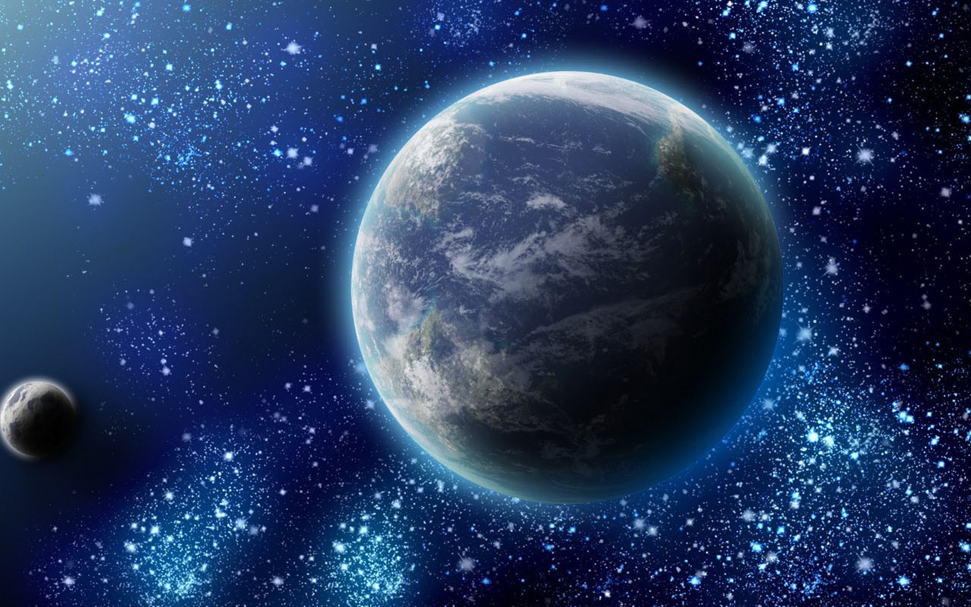 outer space planets - HD
