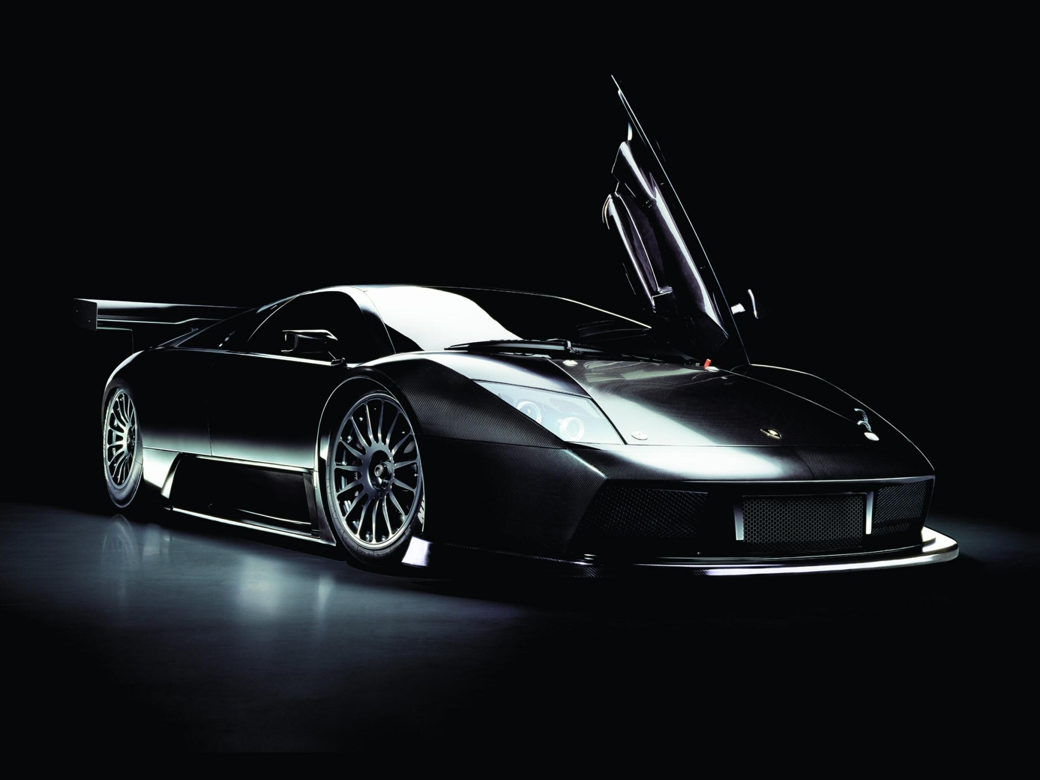 Cars, Sports, Lamborghini, Vehicles, Supercars, Black Background   Free  Wallpaper / WallpaperJam.com
