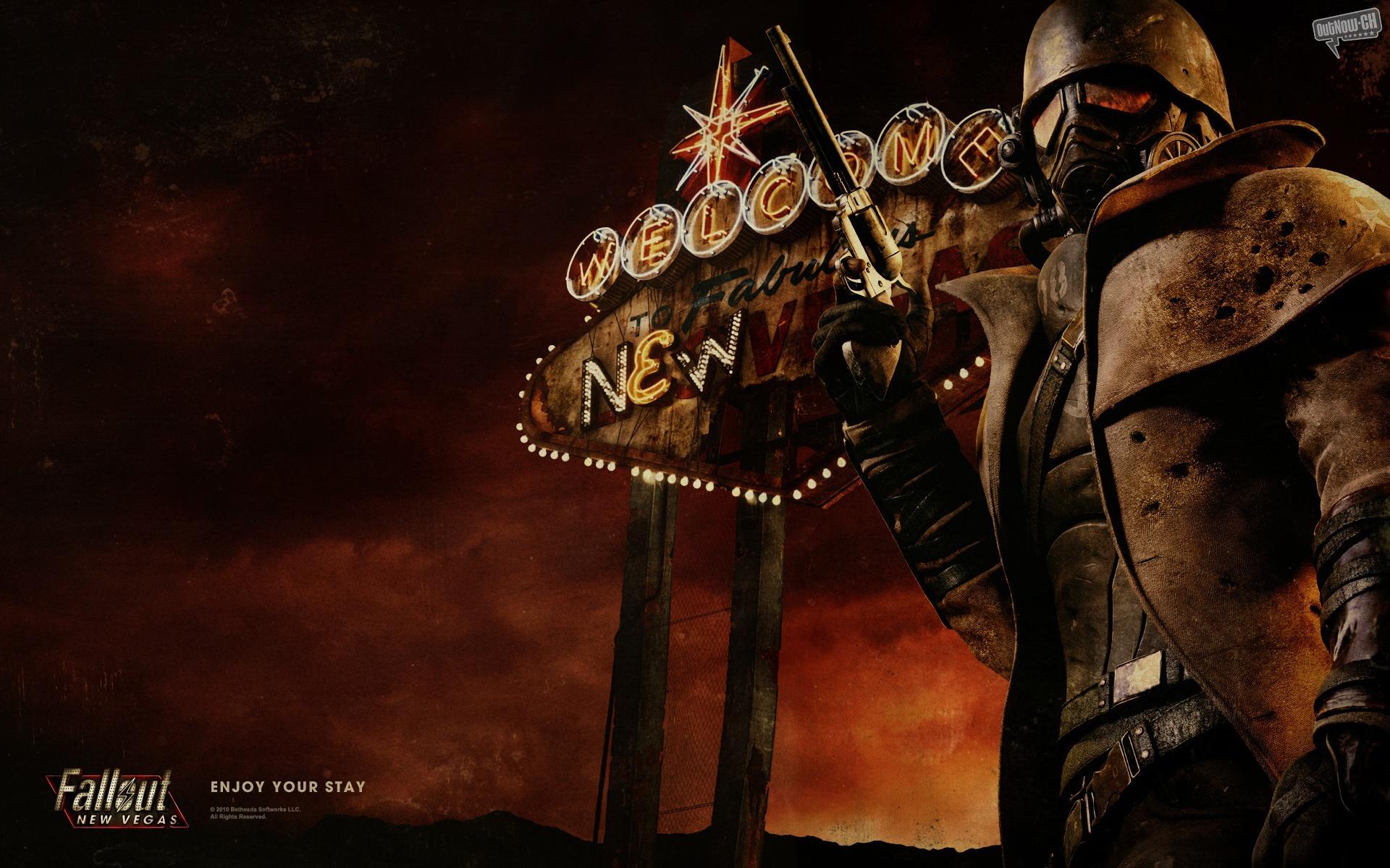 Video Games Fallout Fallout New Vegas Free Wallpaper