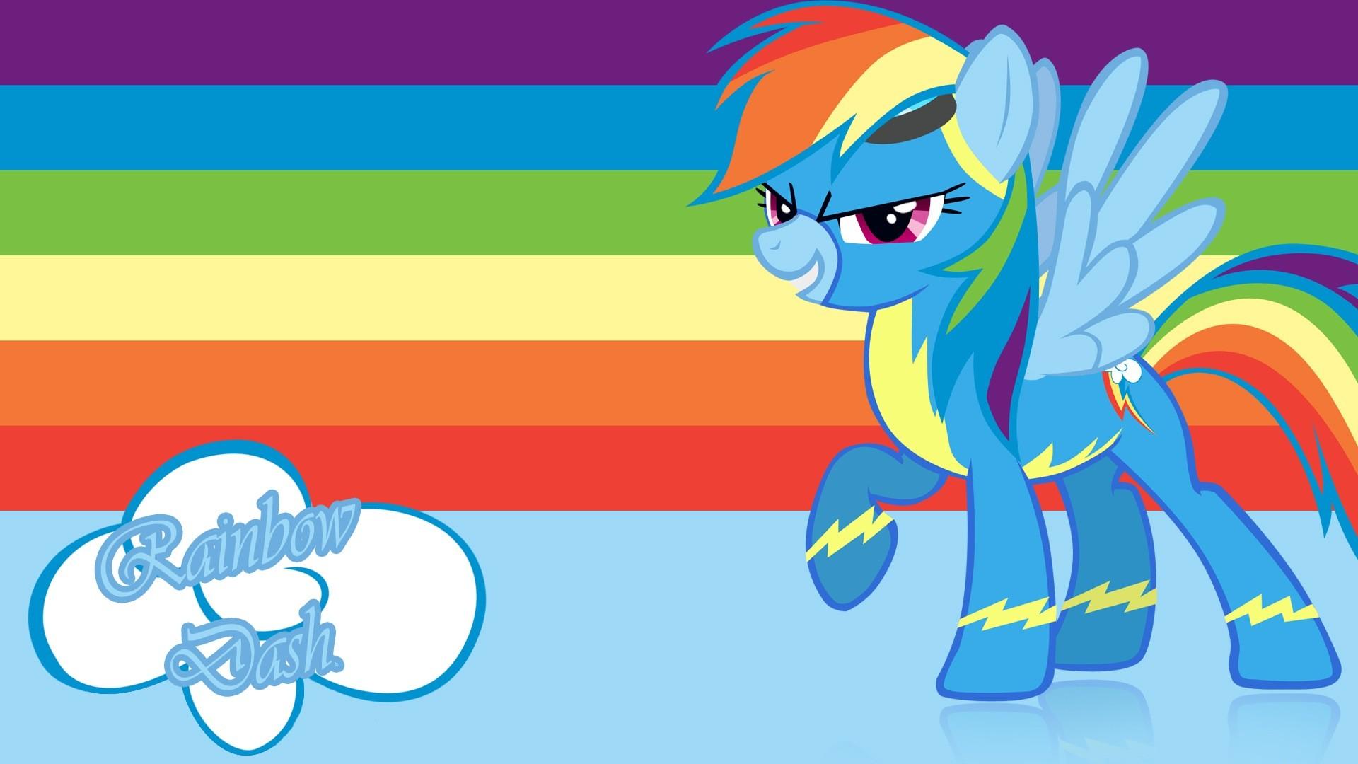 My Little Pony Rainbow Dash Free Wallpaper Wallpaperjam Com