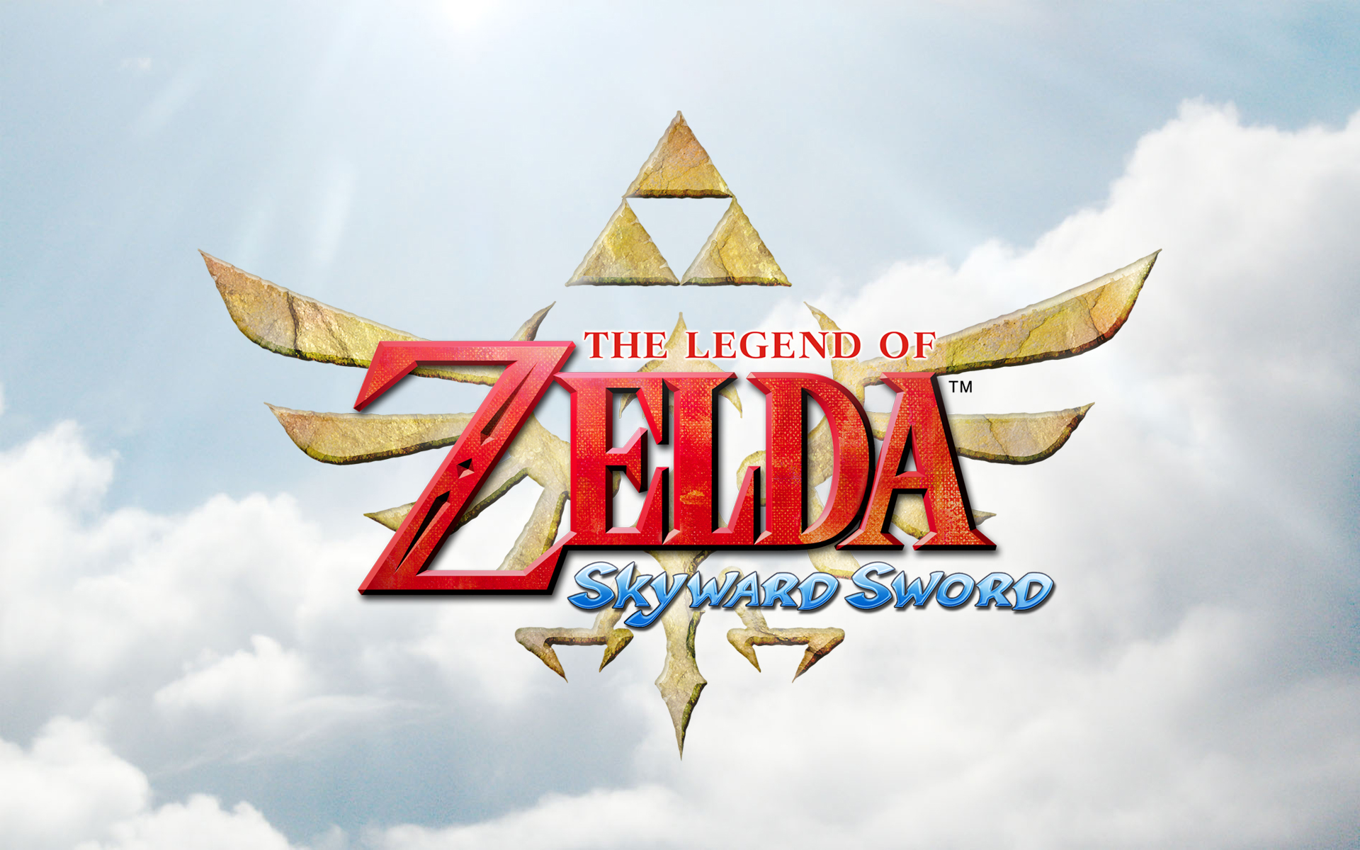 The Legend Of Zelda Skyward Sword Free Wallpaper Wallpaperjam Com