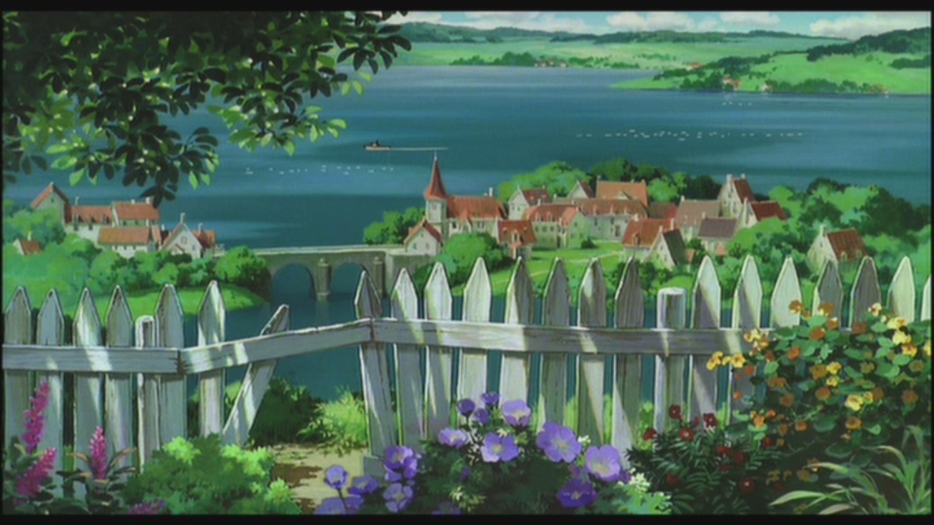 Studio Ghibli Kiki S Delivery Service Free Wallpaper