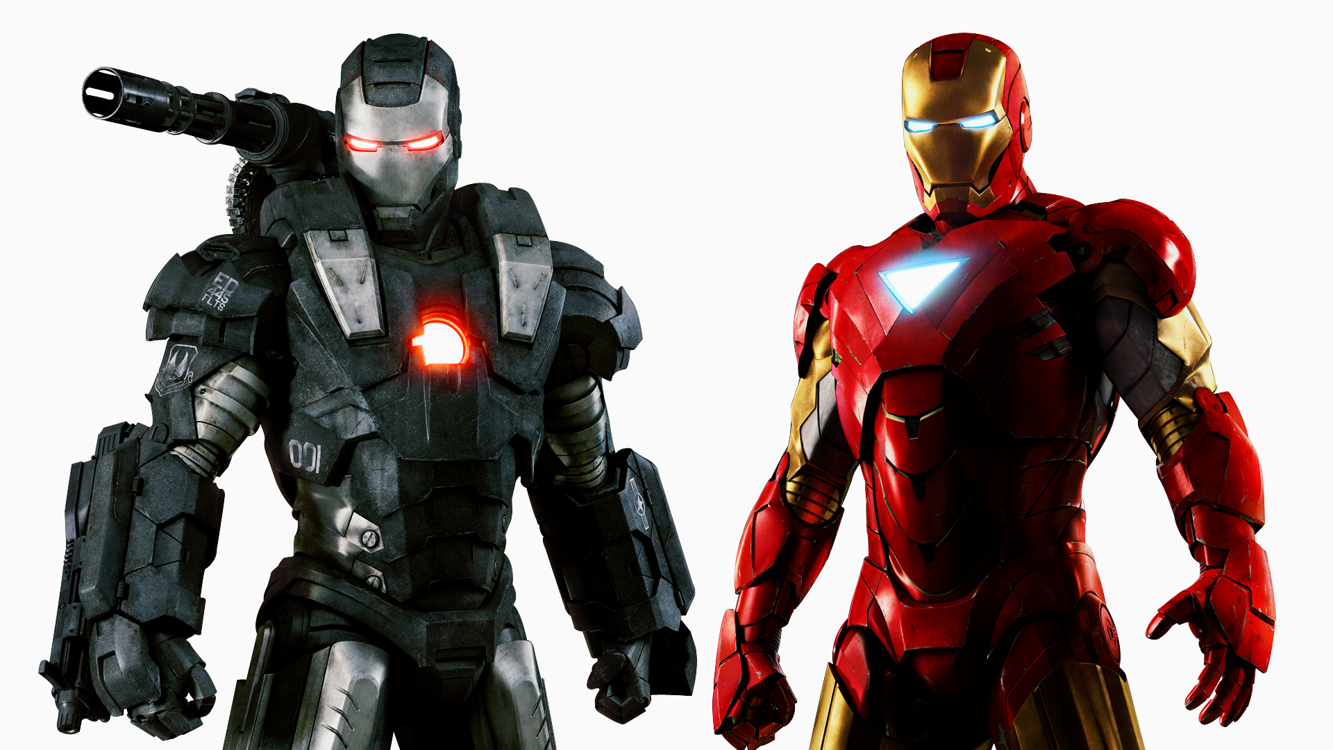 War Machine Iron Man 2 Free Wallpaper WallpaperJam