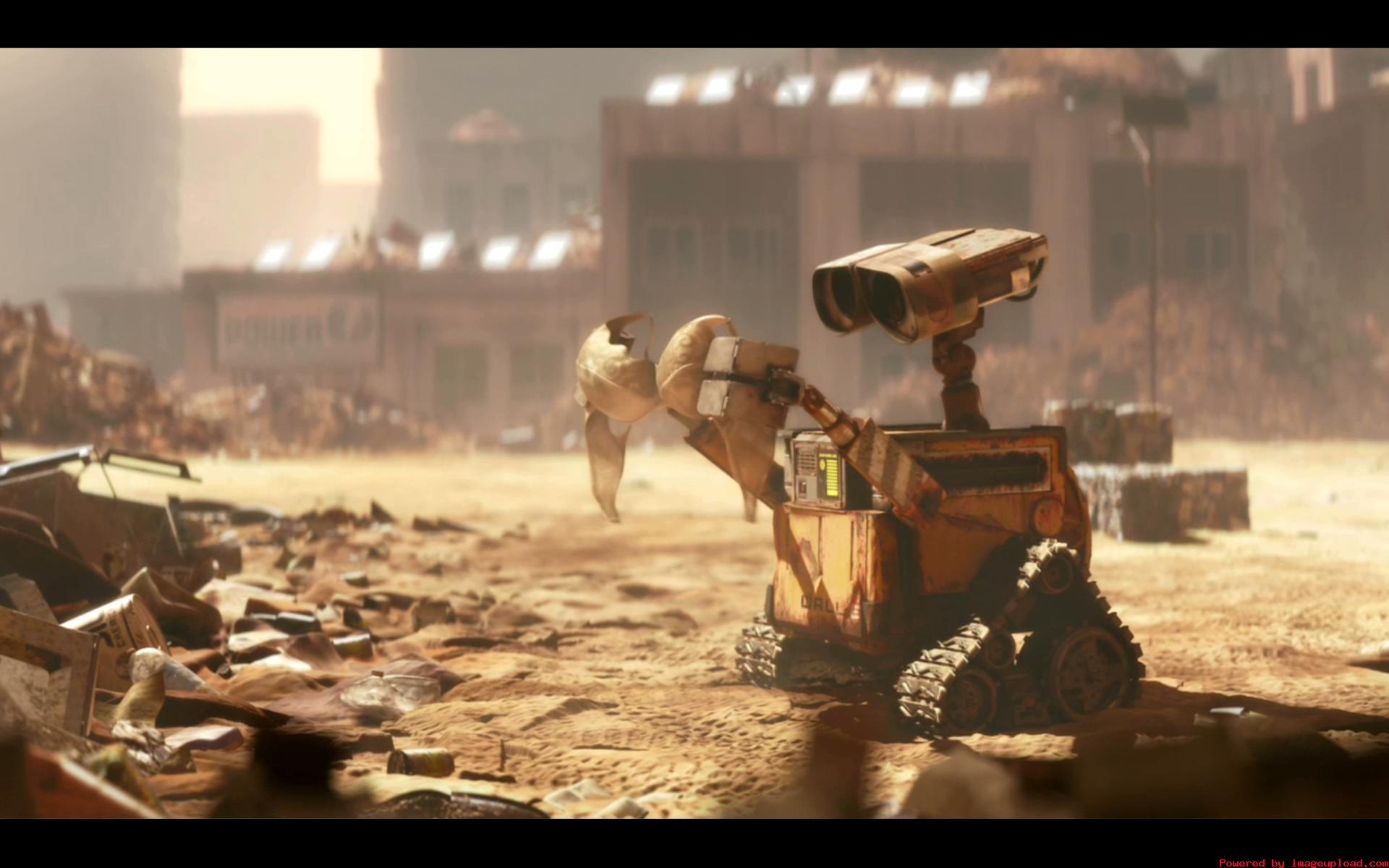 wall-e - free wallpaper / wallpaperjam