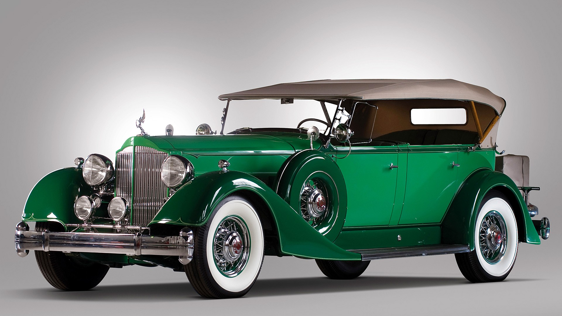 vintage, cars, Classic, green cars, pearlescence - Free Wallpaper ...