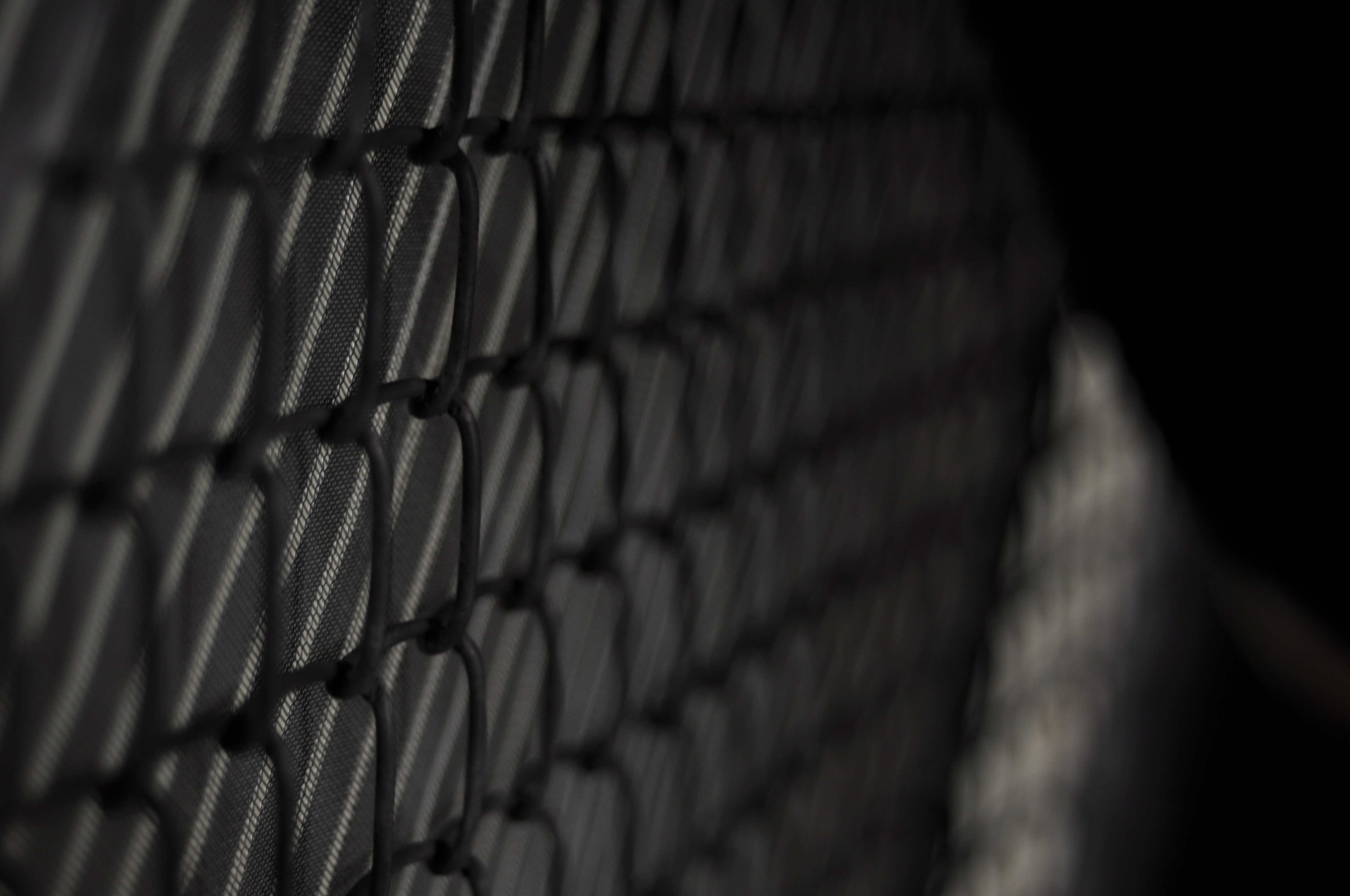 chain link fence wallpaper. Grayscale, Monochrome, Chain Link Fence - Free Wallpaper / WallpaperJam.com