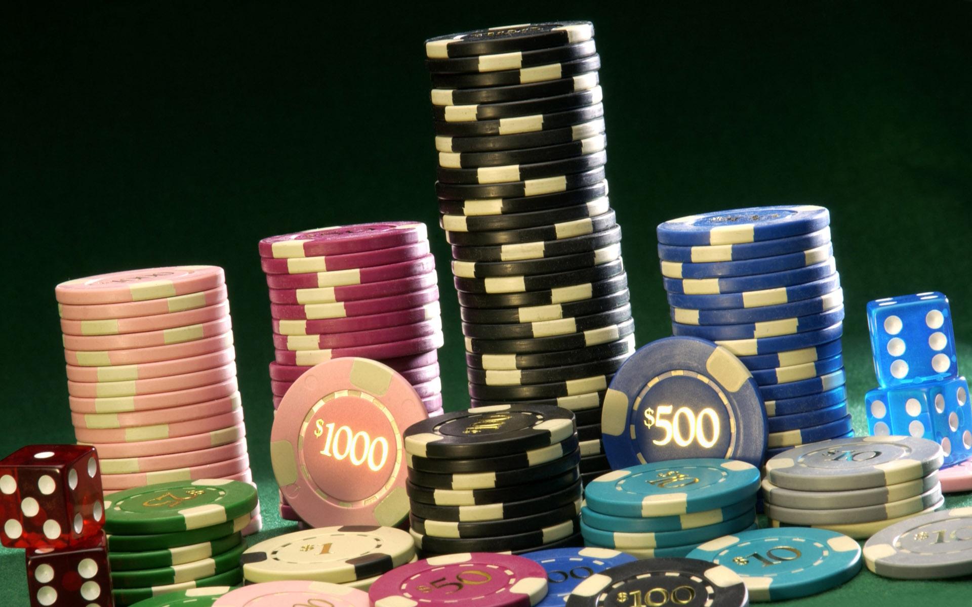 Poker Poker Chips Free Wallpaper Wallpaperjam Com