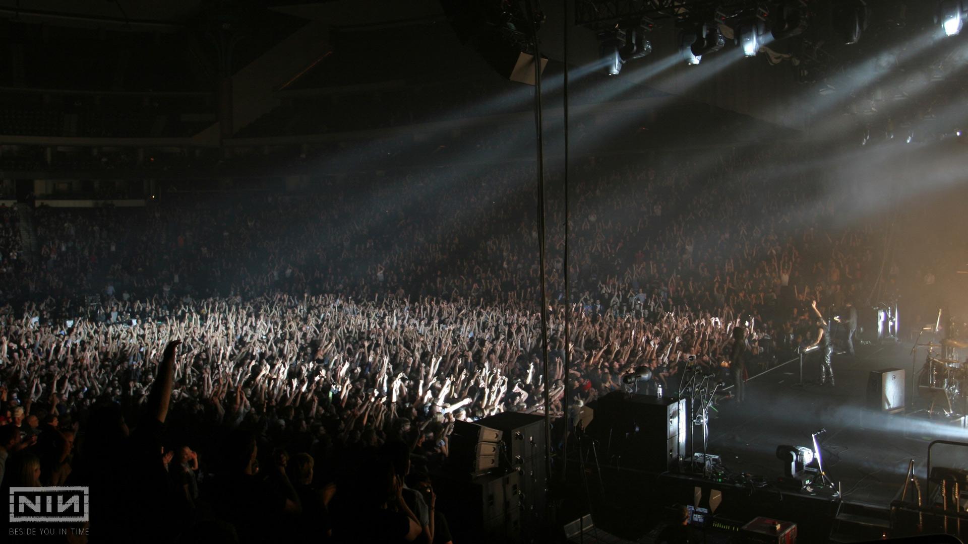 Nine Inch Nails Music Live Free Wallpaper Wallpaperjam Com