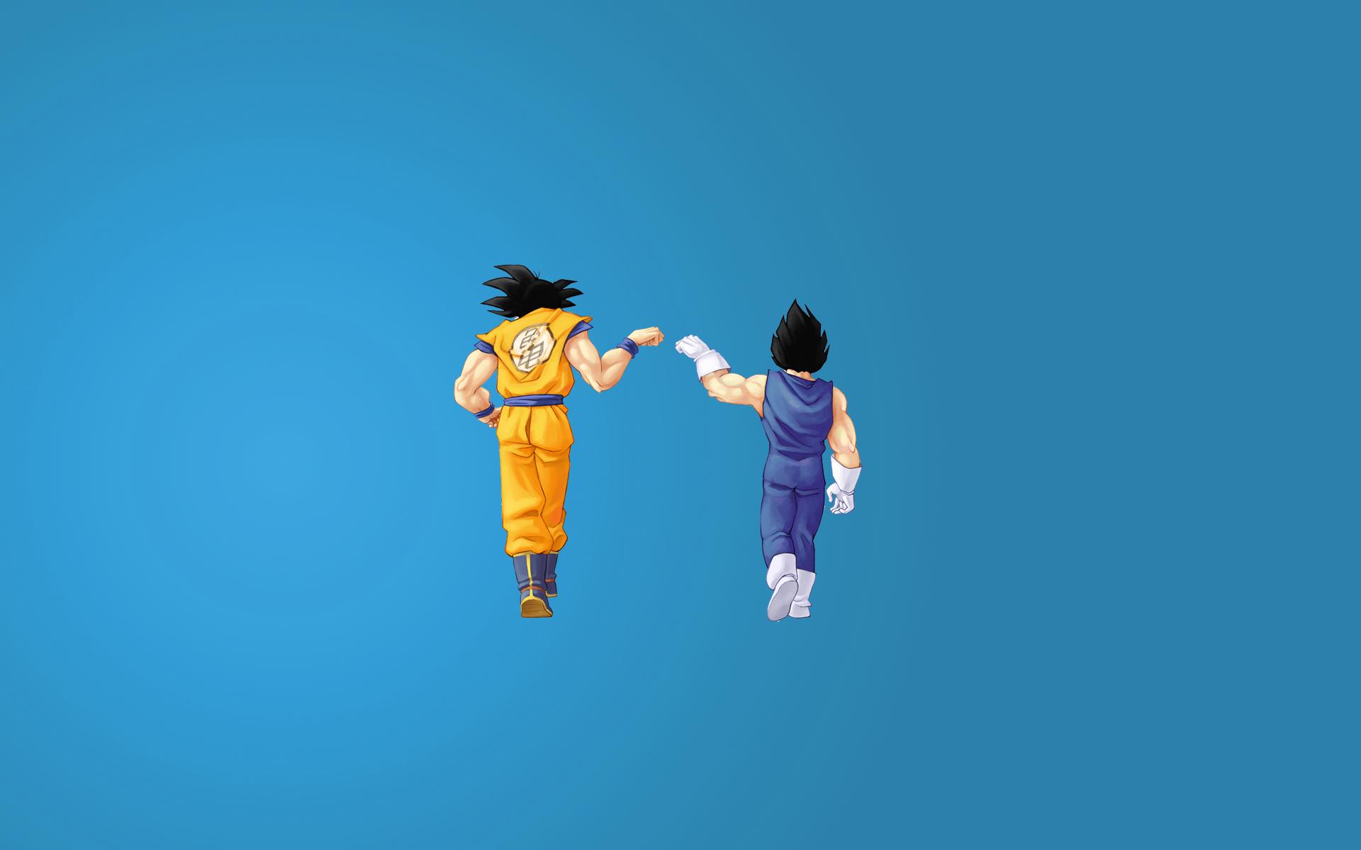 Ve a Goku Dragon Ball Z Free Wallpaper WallpaperJam