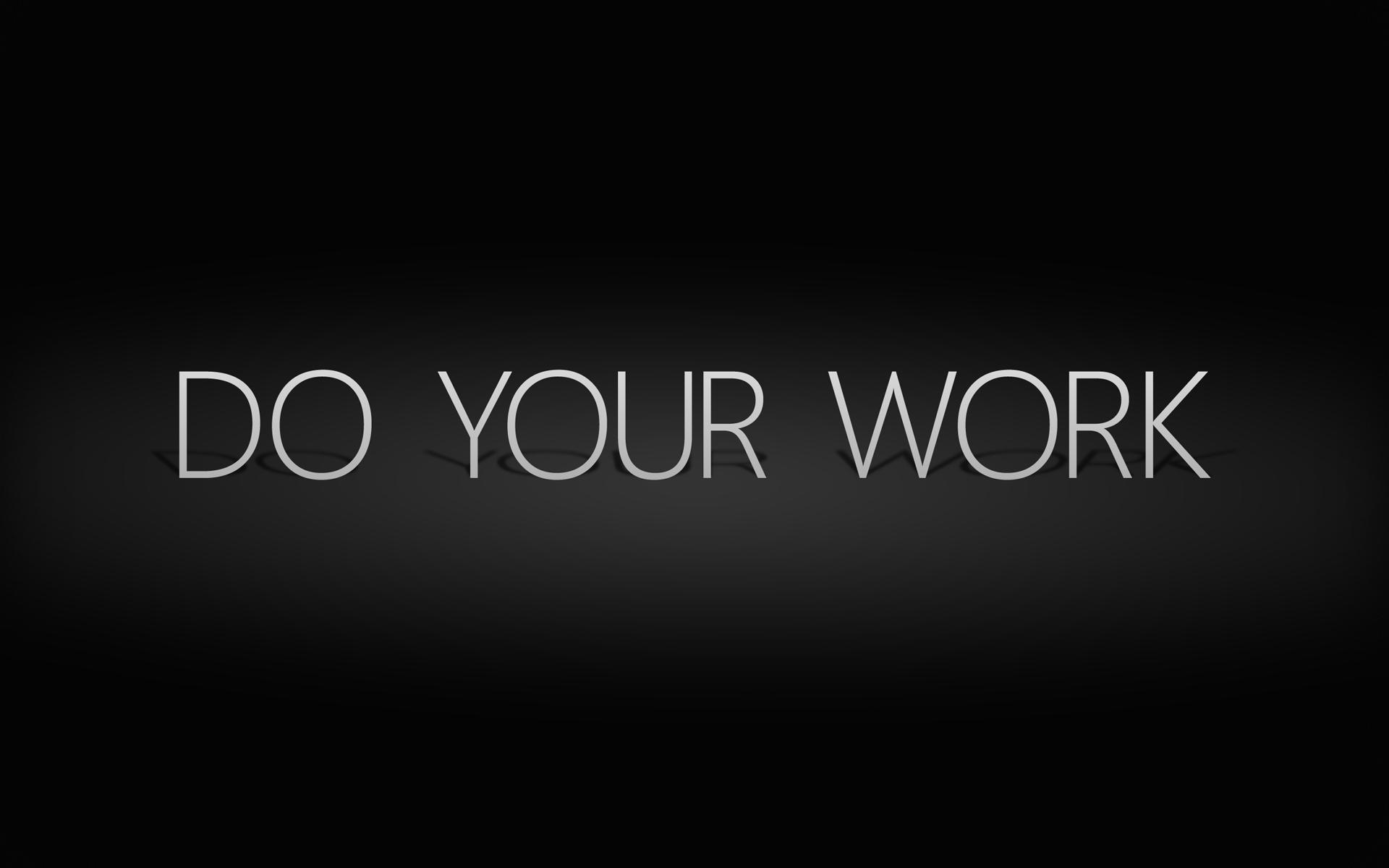 Text Typography Motivation Black Background