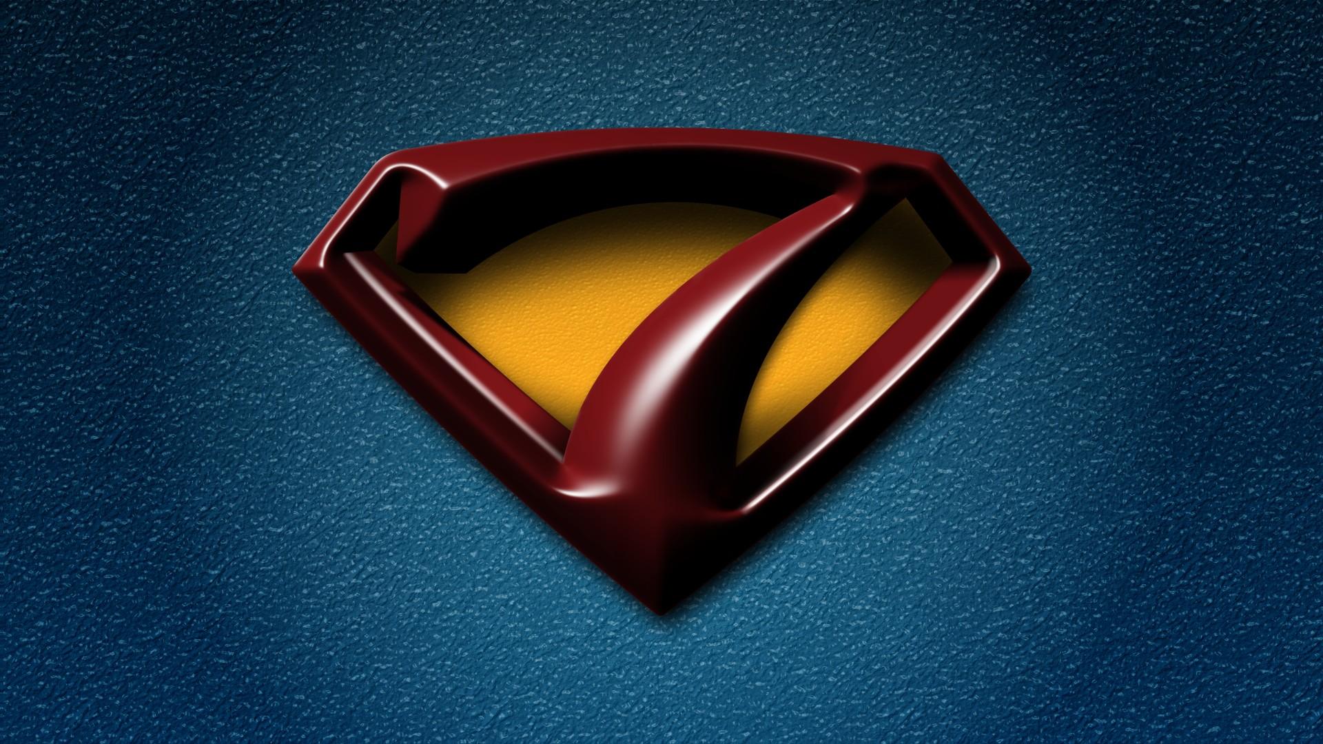 Windows 7 superman superman logo free wallpaper wallpaperjam buycottarizona Gallery