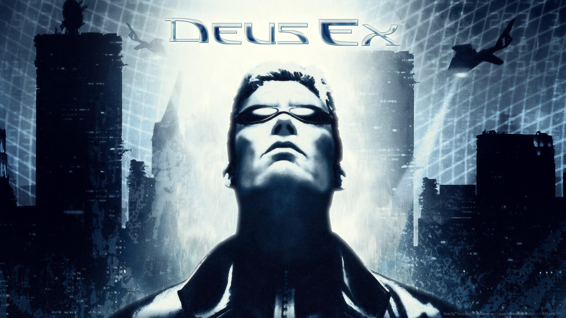 Deus Ex JC Denton UNATCO