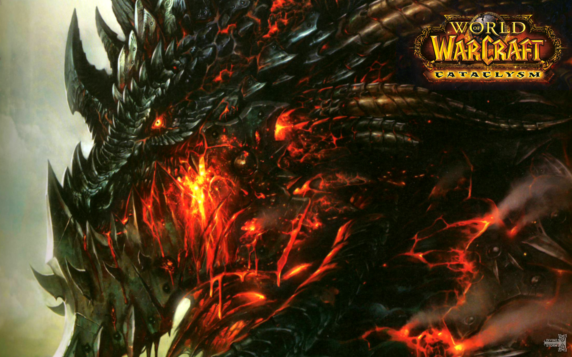 Dragons World Of Warcraft Deathwing Blizzard Entertainment Free