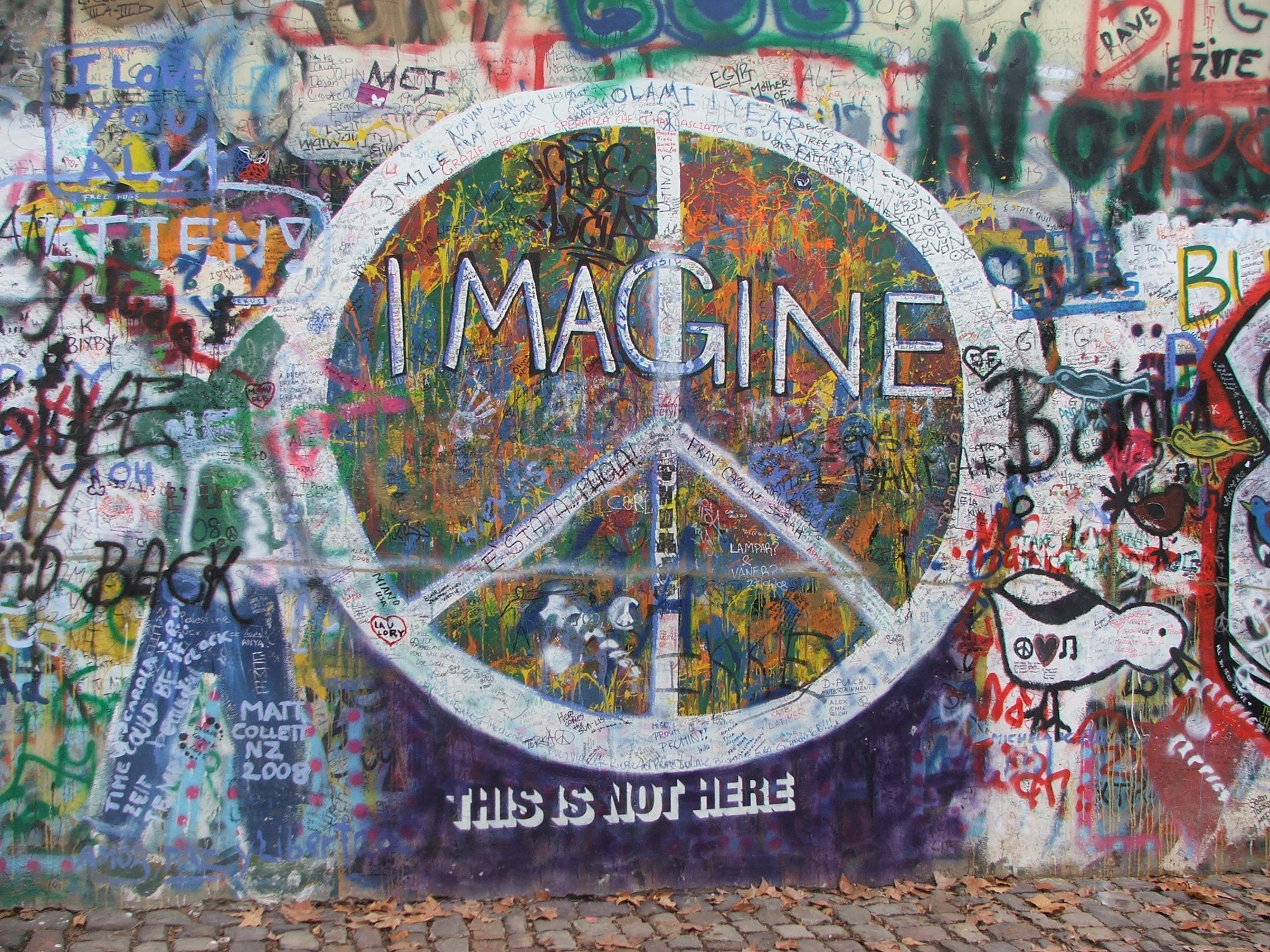 Download Add to favorites. More. Report. Palette: Tags: John Lennon imagine