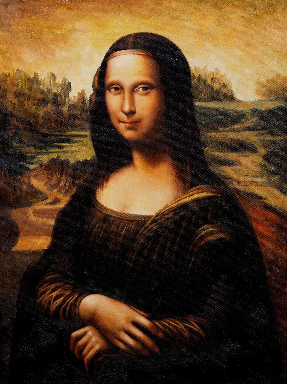 Mona lisa free wallpaper wallpaperjam thecheapjerseys Choice Image