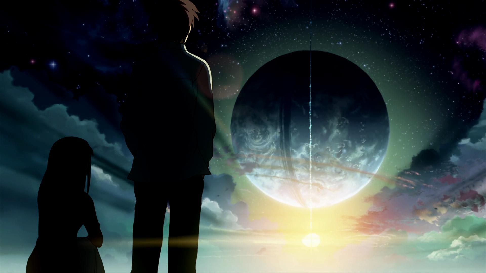 Makoto Shinkai 5 Centimeters Per Second