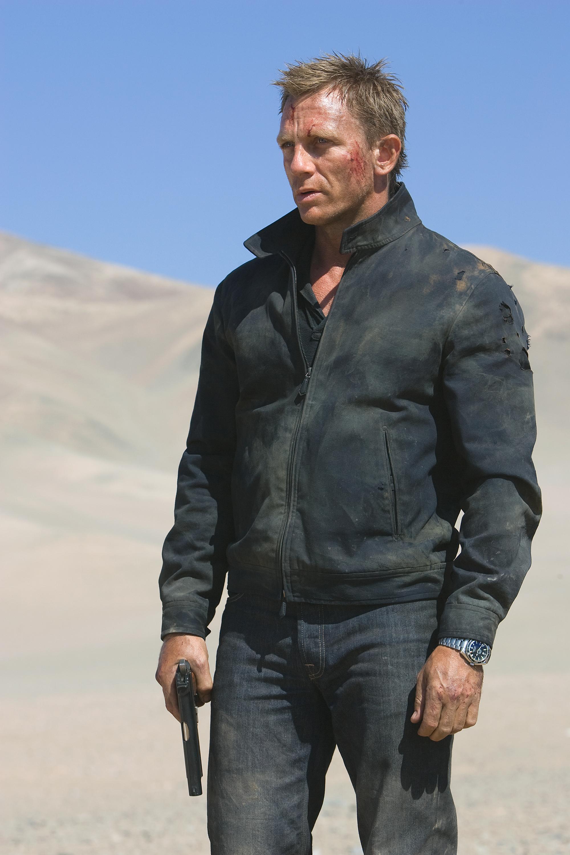 Quantum Of Solace Men James Bond Actors Daniel Craig Watches