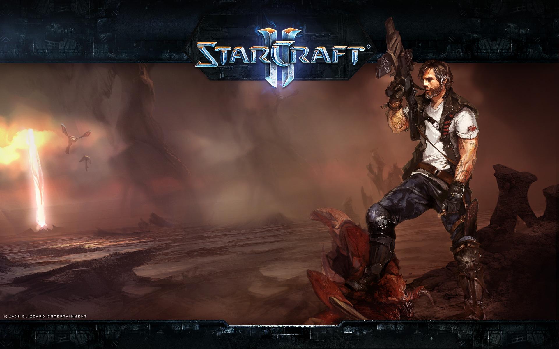 Starcraft Ii Free Wallpaper Wallpaperjam Com