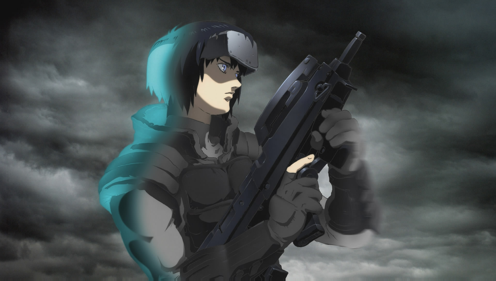 Guns Anime Ghost In The Shell Free Wallpaper Wallpaperjam Com