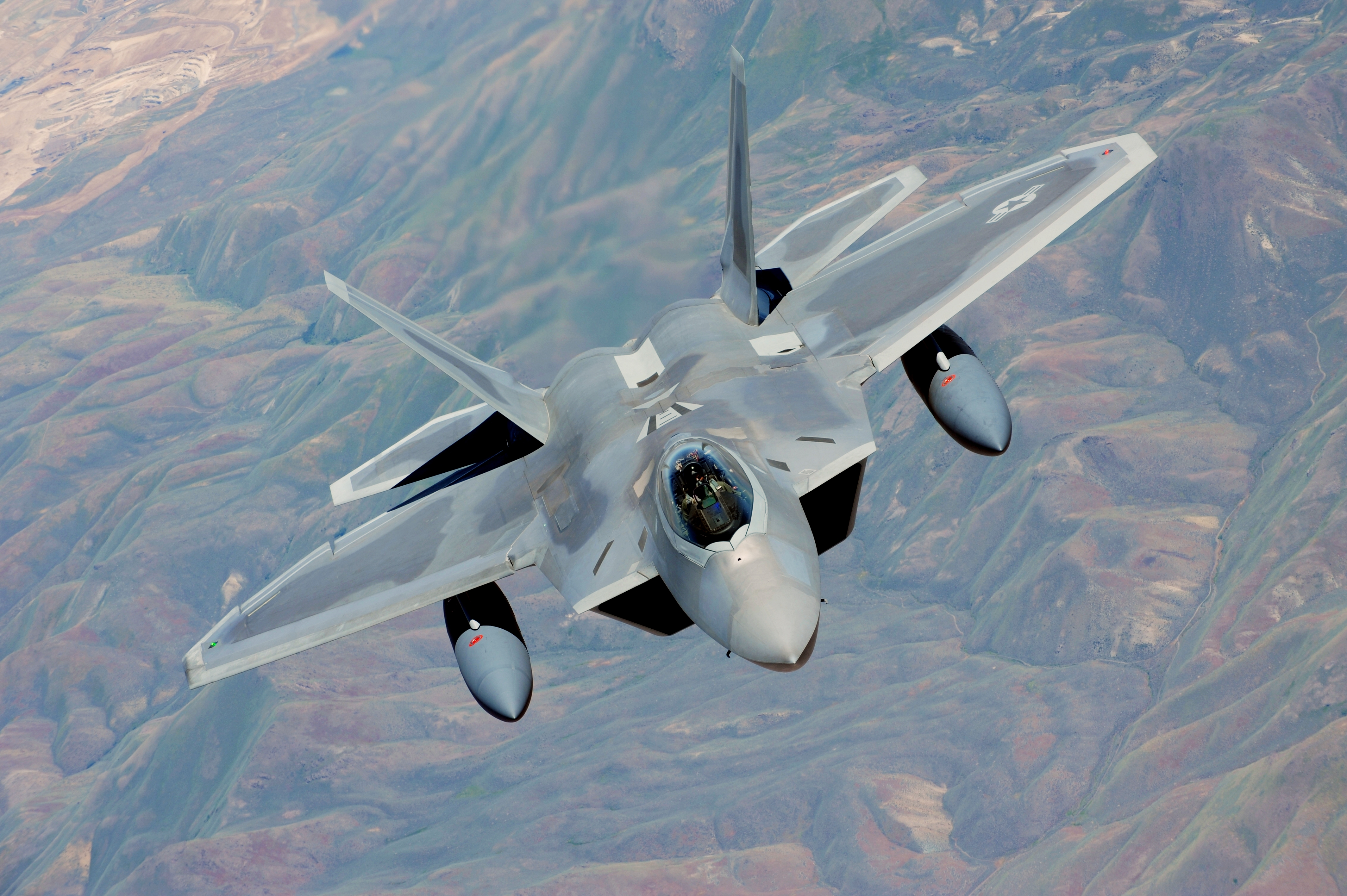 Aircraft Military F 22 Raptor Hd Wallpaper View Resize And