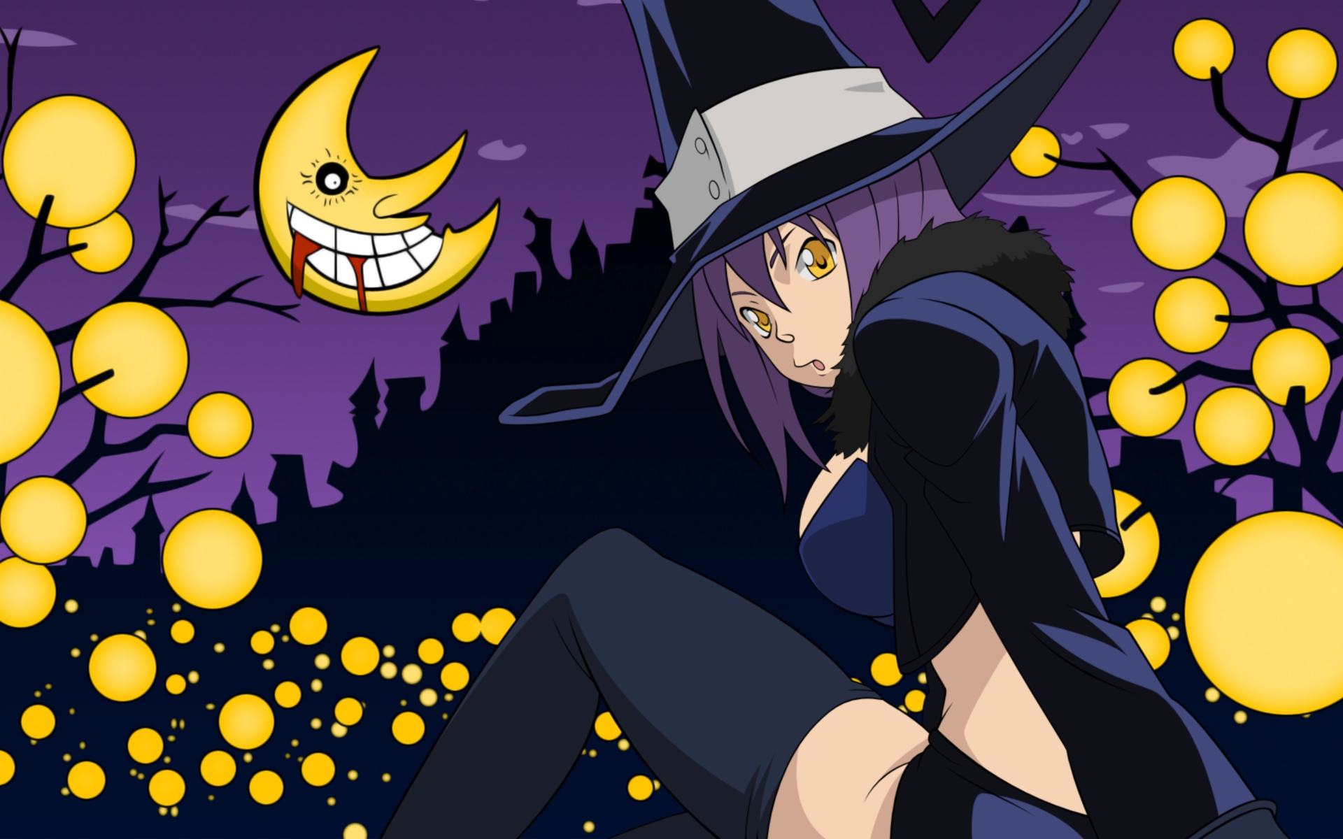 Soul eater blair witches free wallpaper wallpaperjam voltagebd Gallery