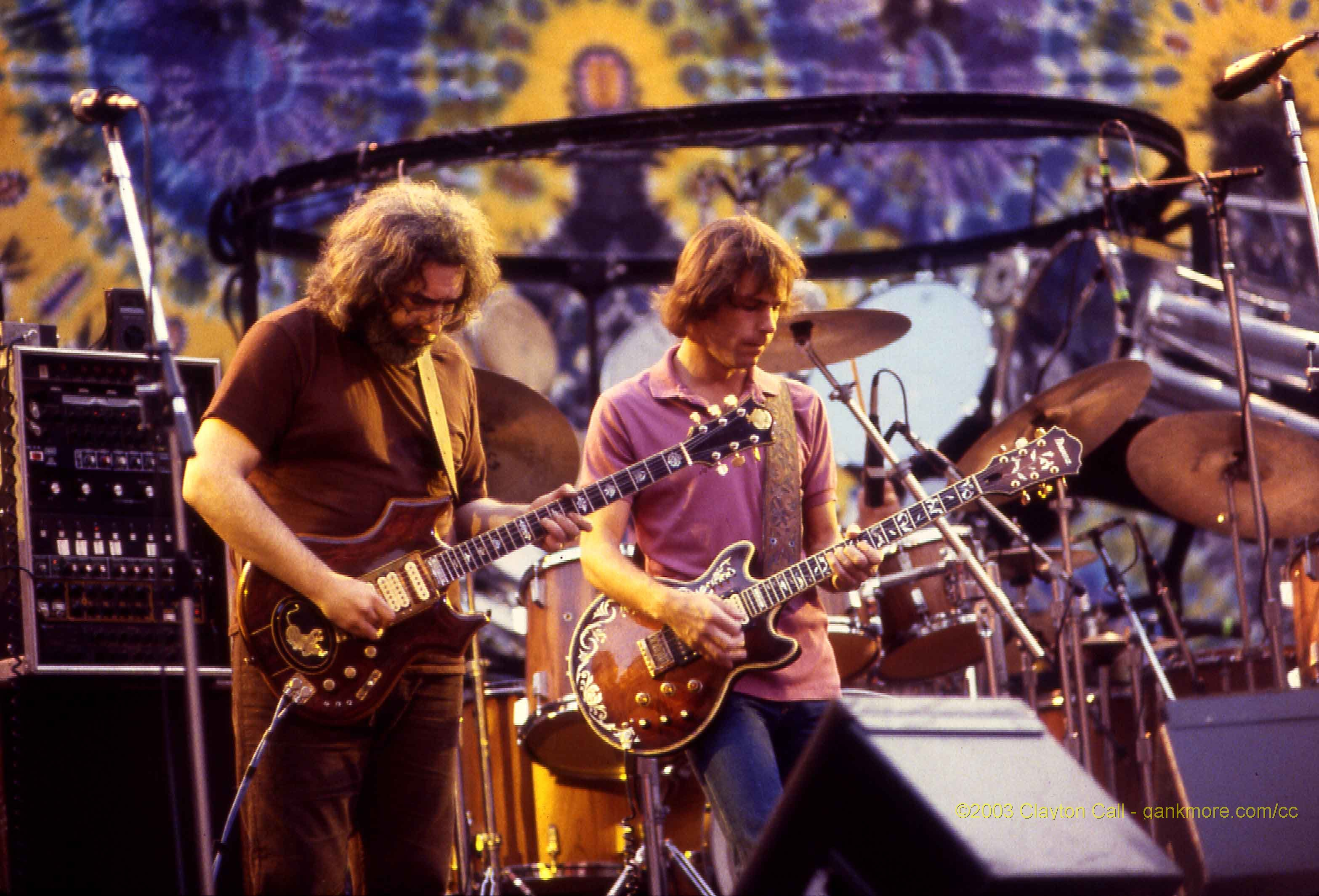Music Bands 60s The Grateful Dead Jerry Garcia