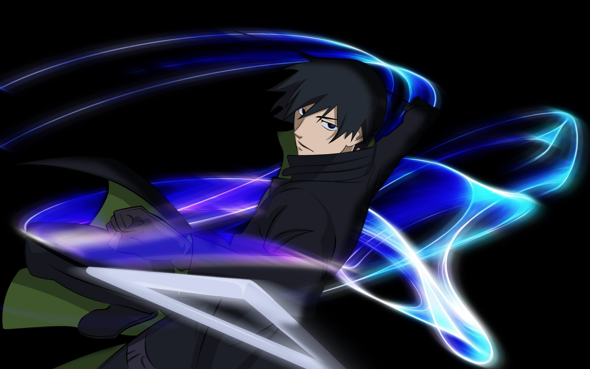 Darker Than Black Hei Anime Free Wallpaper Wallpaperjam Com